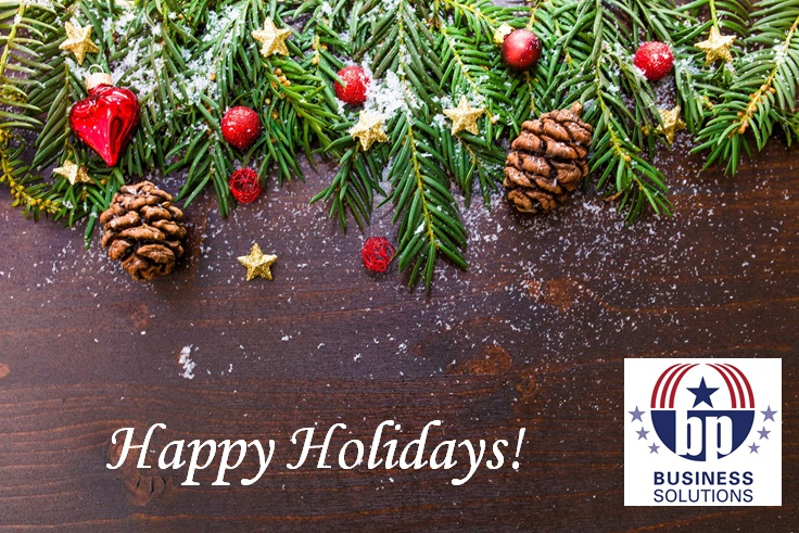 Happy Holidays from BP!