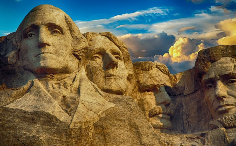 February – Patriotic with Presidents' Day!